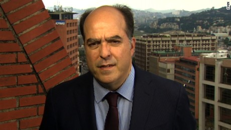 Julio Borges, President of the Venezuelan National Assembly