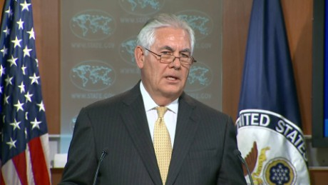 rex tillerson north korea china talks state dept sot _00000000
