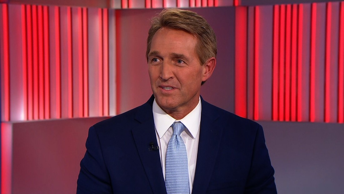 Jeff Flake's devastating indictment of his Republican Party, in 11 quotes