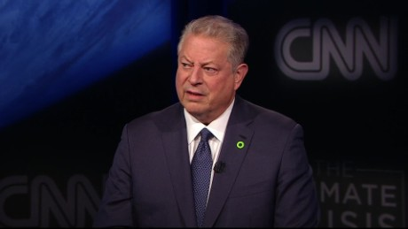 al gore trump paris agreement climate crisis town hall sot_00001017