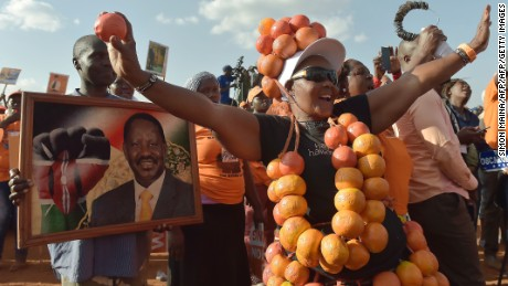Kenyan elections 2017: What you need to know