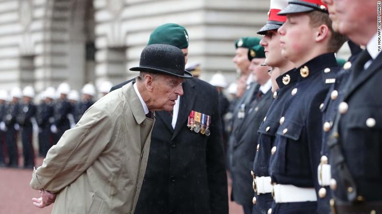 Britain's Prince Philip, Duke of Edinburgh, has retired from public engagements.