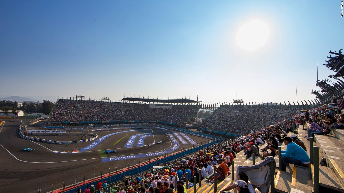 Mexico City was one of two races on the Formula E 2016/17 calendar not to run city streets. Instead, the ePrix takes place on the famous Autodromo Hermanos Rodriguez.