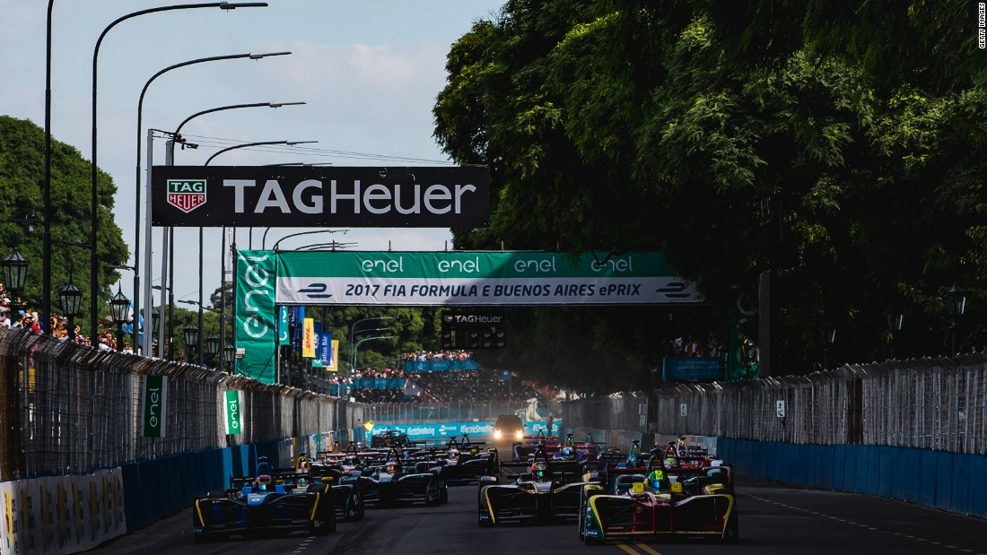 Buenos Aires has featured in all three seasons of Formula E. The track is wide with some challenging corners and is popular with the drivers.