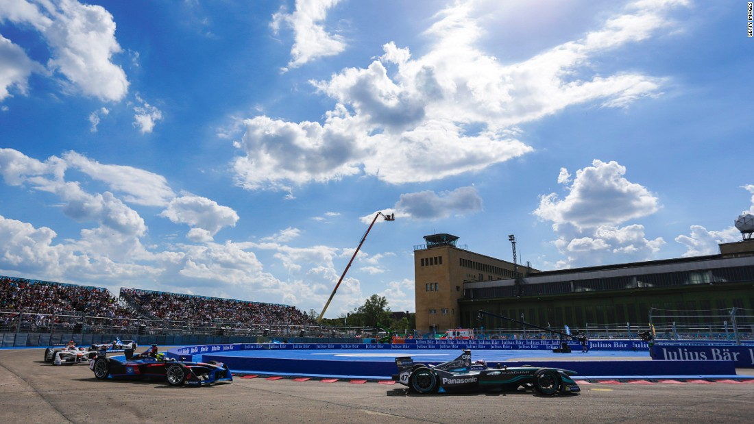 Berlin's Templehof airport hosted a double-header in June. It was a race weekend that won't be forgotten in a hurry by Formula E rookie Felix Rosenqvist who clinched his, and Mahindra Racing's, first victory.