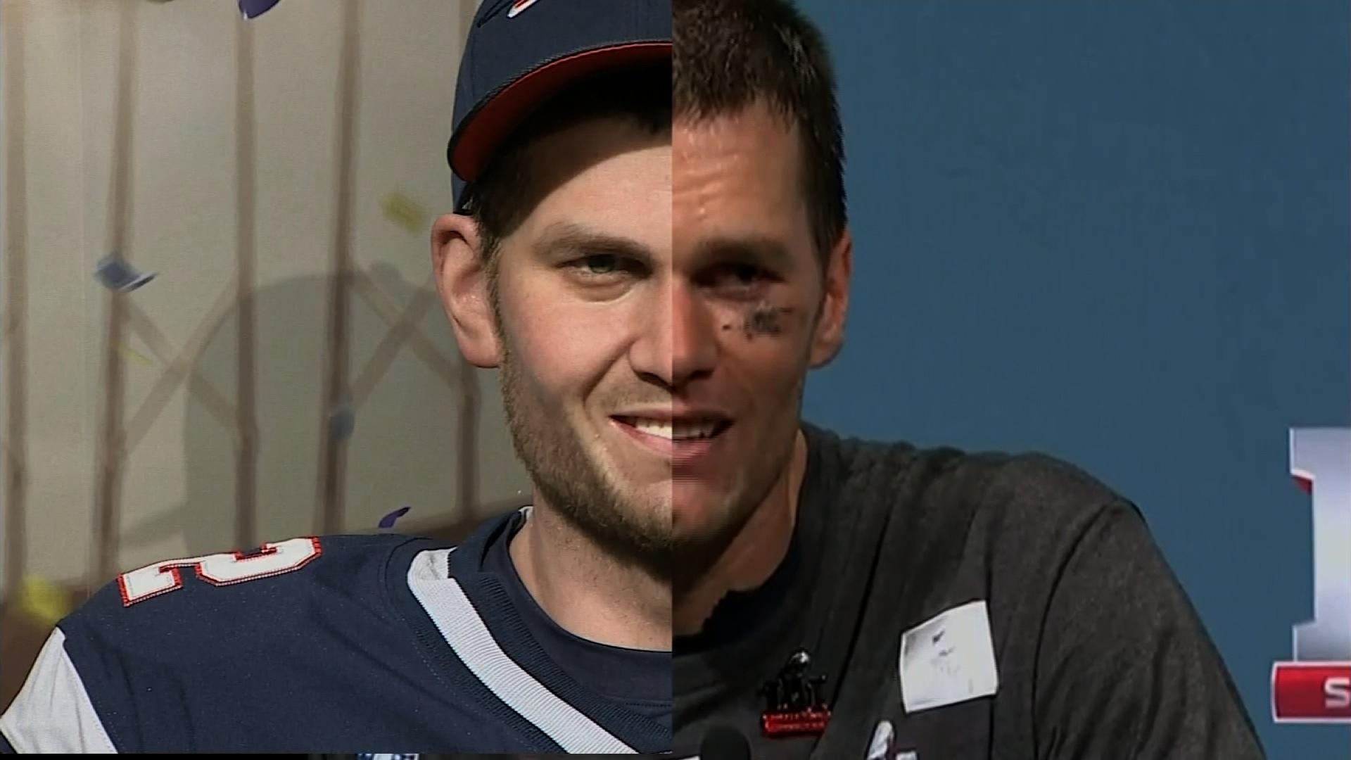 Fans melt down over Tom Brady wax figure CNN Video