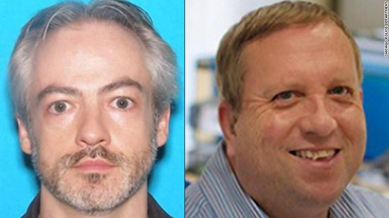 Northwestern professor caught after manhunt