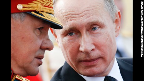 Putin: North Korea crisis may be 'impossible' to solve