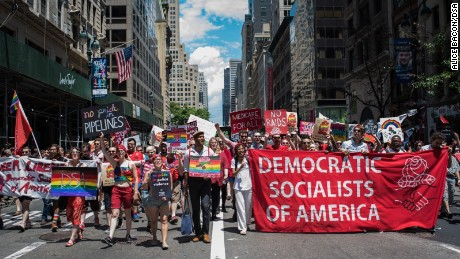 Democratic Socialists are taking themselves seriously. Should Democrats?