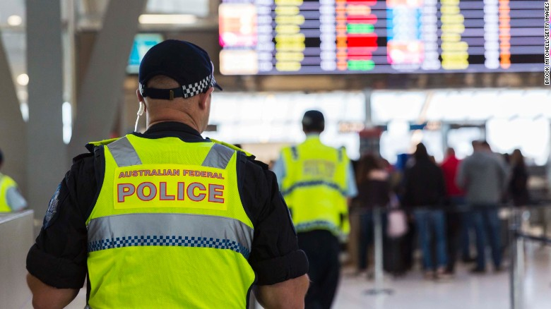 Terror plot foiled on Australian soil