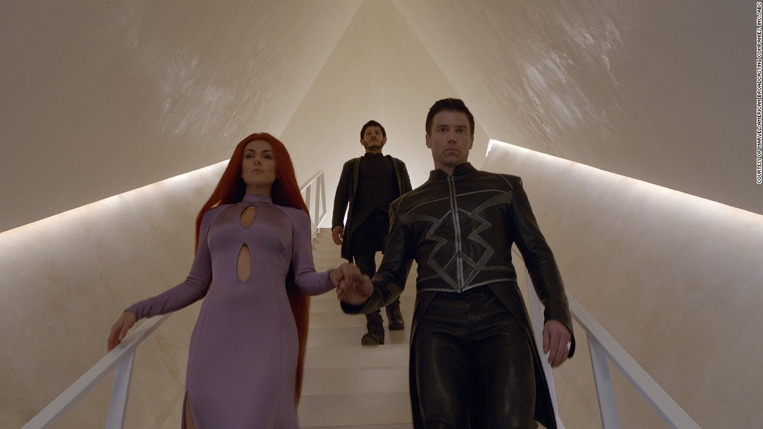 'Inhumans' Imax leap tests Marvel's power