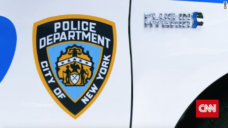 NYPD goes green with fleet of hybrid patrol cars