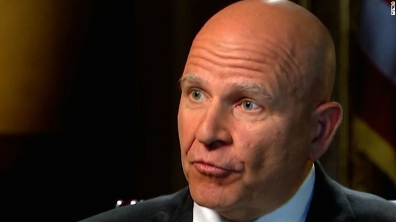 McMaster preventive war North Korea military options newday_00000000