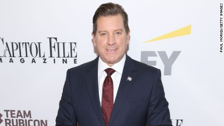 WASHINGTON, DC - JANUARY 19:  Eric Bolling of Fox News attends the Capitol File 58th Presidential Inauguration Reception at Fiola Mare on January 19, 2017 in Washington, DC.  (Photo by Paul Morigi/Getty Images for Capitol File Magazine)