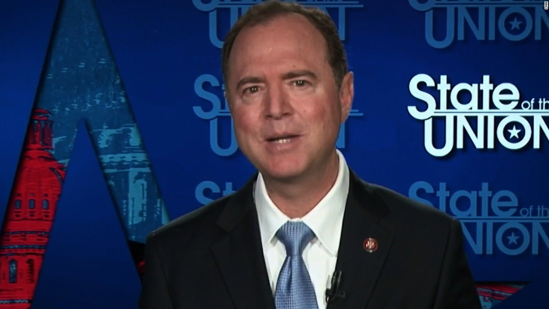 Schiff: We want to meet with dossier author