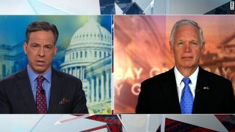 Sen. Ron Johnson on immigration, health care (full interview)