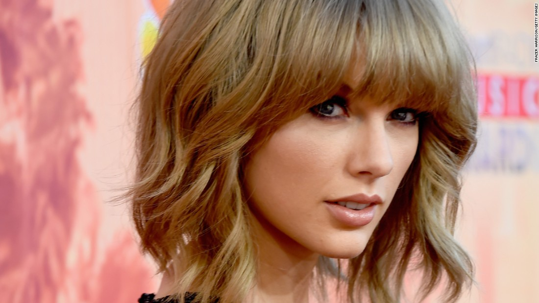 Amazing Taylor Swift About To Drop A New Album Cnn Hairstyles For Women Draintrainus