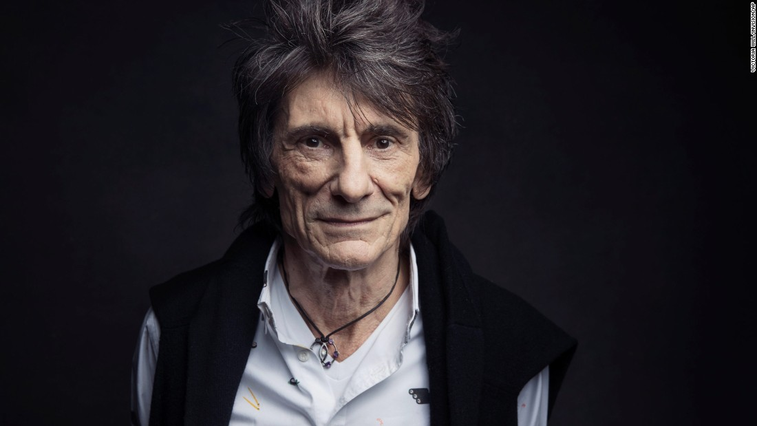 "Rolling Stones guitarist Ronnie Wood revealed in August that he had been diagnosed with lung cancer three months earlier. Wood, who chain-smoked for 50 years, <a href=""https://twitter.com/ronniewood/status/894254546314297344"" target=""_blank"">tweeted</a> that he is fine now after surgery and ready to head on tour with his band."