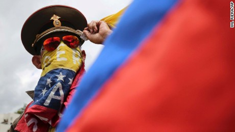 Venezuelan sanctions without diplomacy will fail