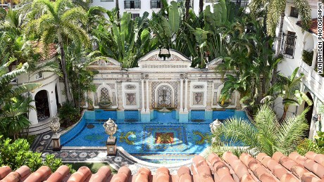 Inside-the-Versace-Mansion---KHaydenVersaceMansionPoolFromAbove