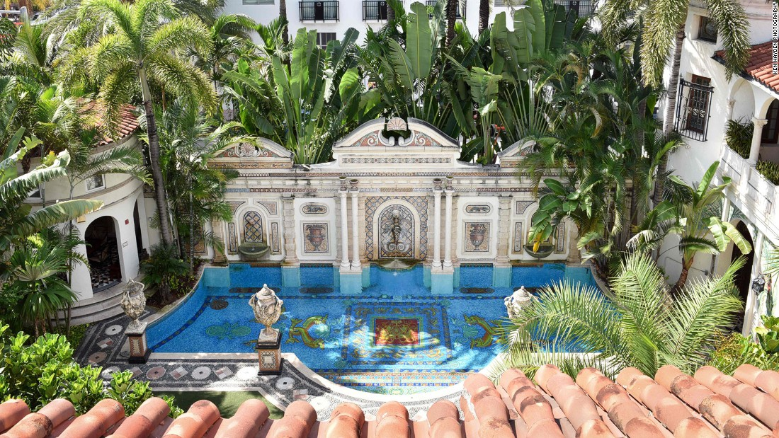 Versace Mansion: Inside South Beachu0027s Sensational Hotel | CNN Travel