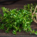 herbs and spices thyme