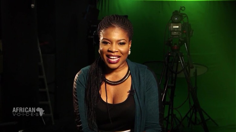 African Voices Behind the scenes with Nigerian media maven, Kemi Adetiba A_00010305