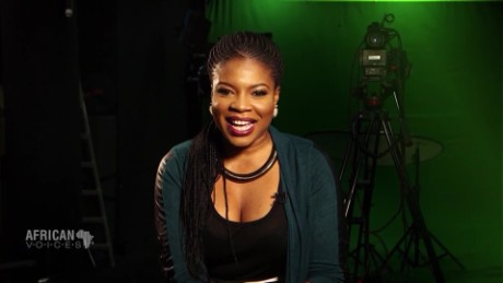 African Voices Behind the scenes with Nigerian media maven, Kemi Adetiba