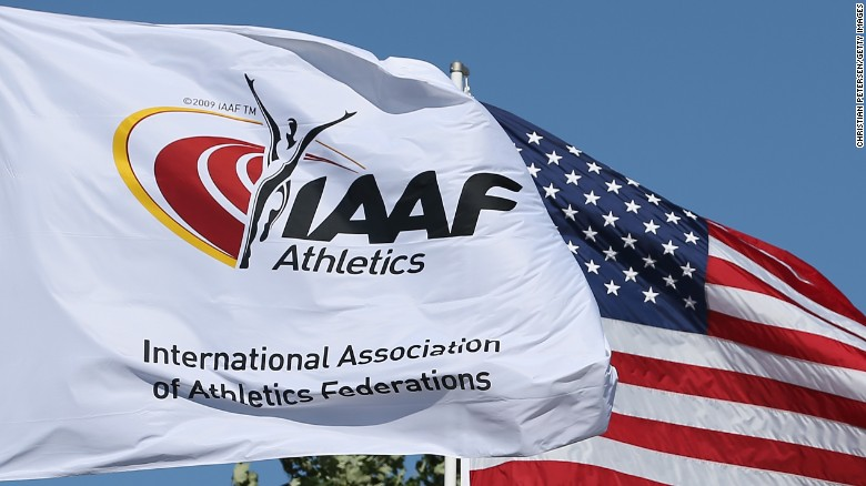 IAAF president: Doping will not be tolerated