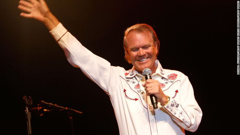 Glen Campbell's most memorable hits