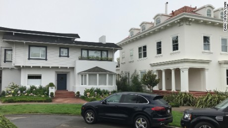 Residents in Presidio Terrace have filed suit against the city.