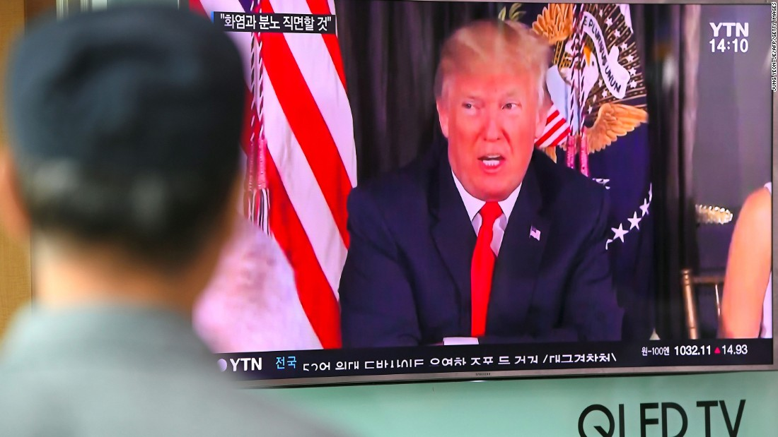Why Trump's Korean war talk should be taken seriously