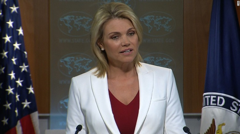 Trump to nominate State Department spokeswoman as next United Nations  ambassador