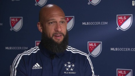 Tim Howard talks about his former teammates