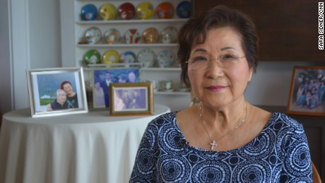 Mitsuko Heidtke hopes the world never sees another event like the bombing of Hiroshima.