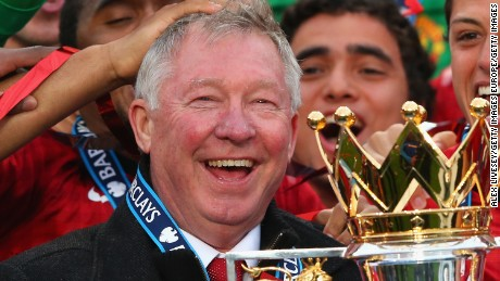 Sir Alex Ferguson latest