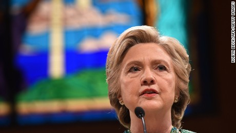 Hillary Clinton's pastor plagiarized portion of new book