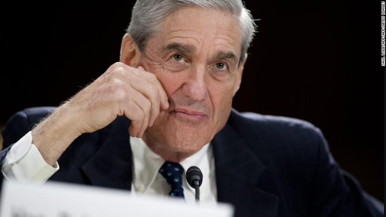 Mueller's team met with Russia dossier author