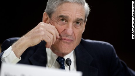 Exclusive: Mueller's team met with Russia dossier author