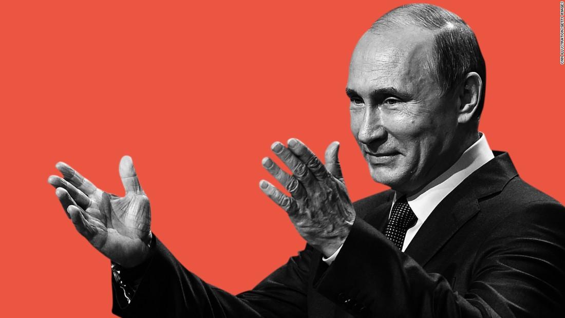 Who Vladimir Putin thinks will rule the world