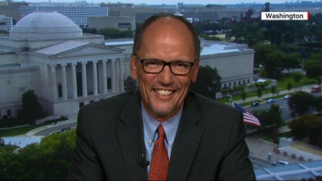 DNC chair: I'm elated for Obama to return
