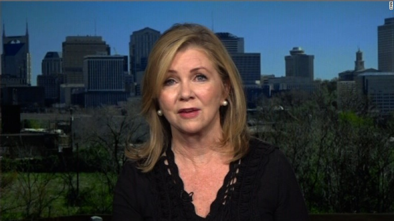 Rep. Blackburn: No place for violence