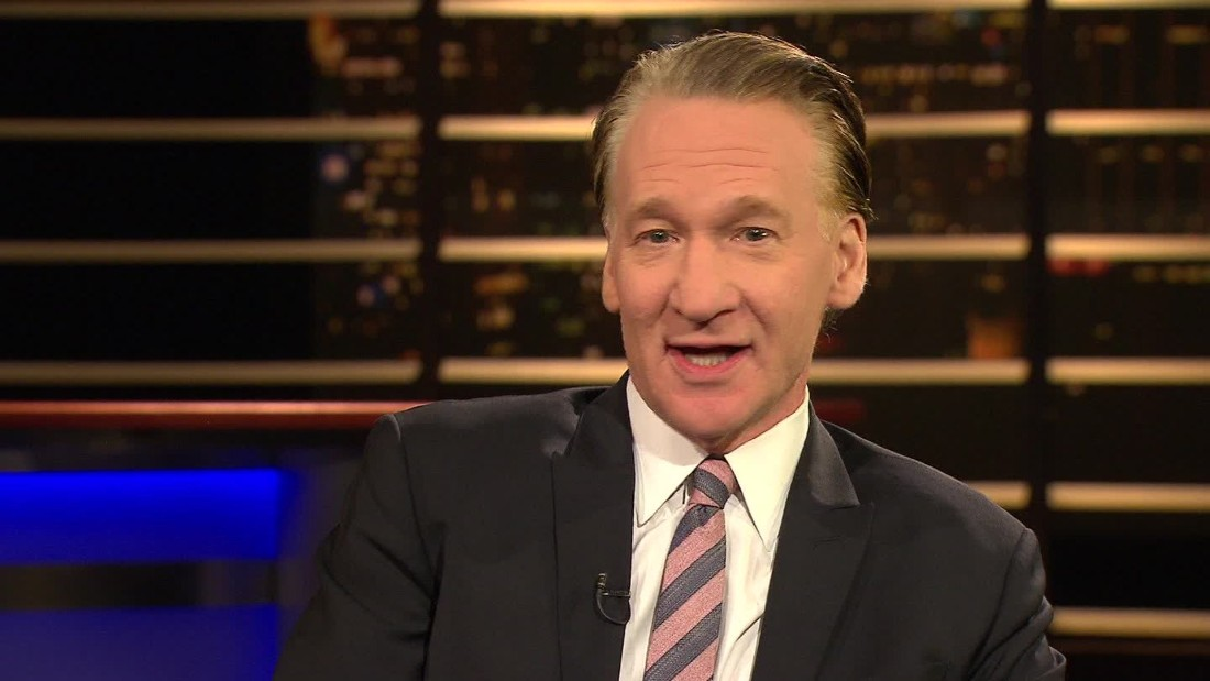 Bill Maher - cover