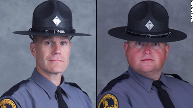 Two state troopers killed in helicopter crash