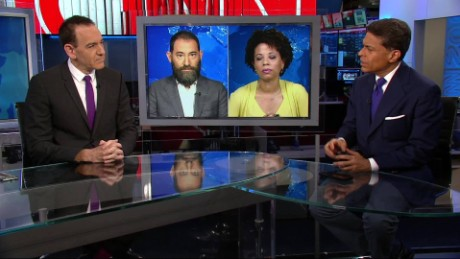 Naftali appeared on CNN with Fareed Zakaria over the weekend.