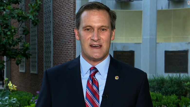 Charlottesville mayor: Trump missed his chance