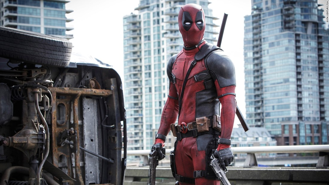 "You need to be following star Ryan Reynolds on Twitter because he's been dropping info there about <strong>""Deadpool 2"" </strong>which hits theaters June 1, 2018."
