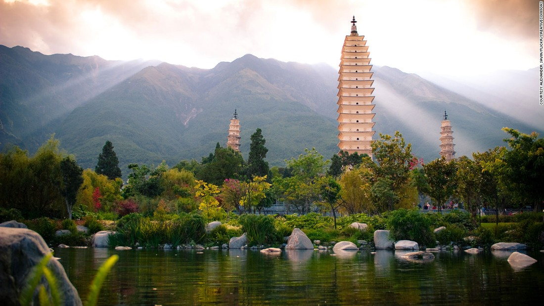 40 beautiful places to visit in China