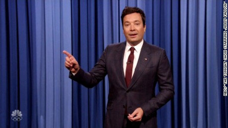 jimmy fallon late night emotional monologue charlottesville sot es_00012324