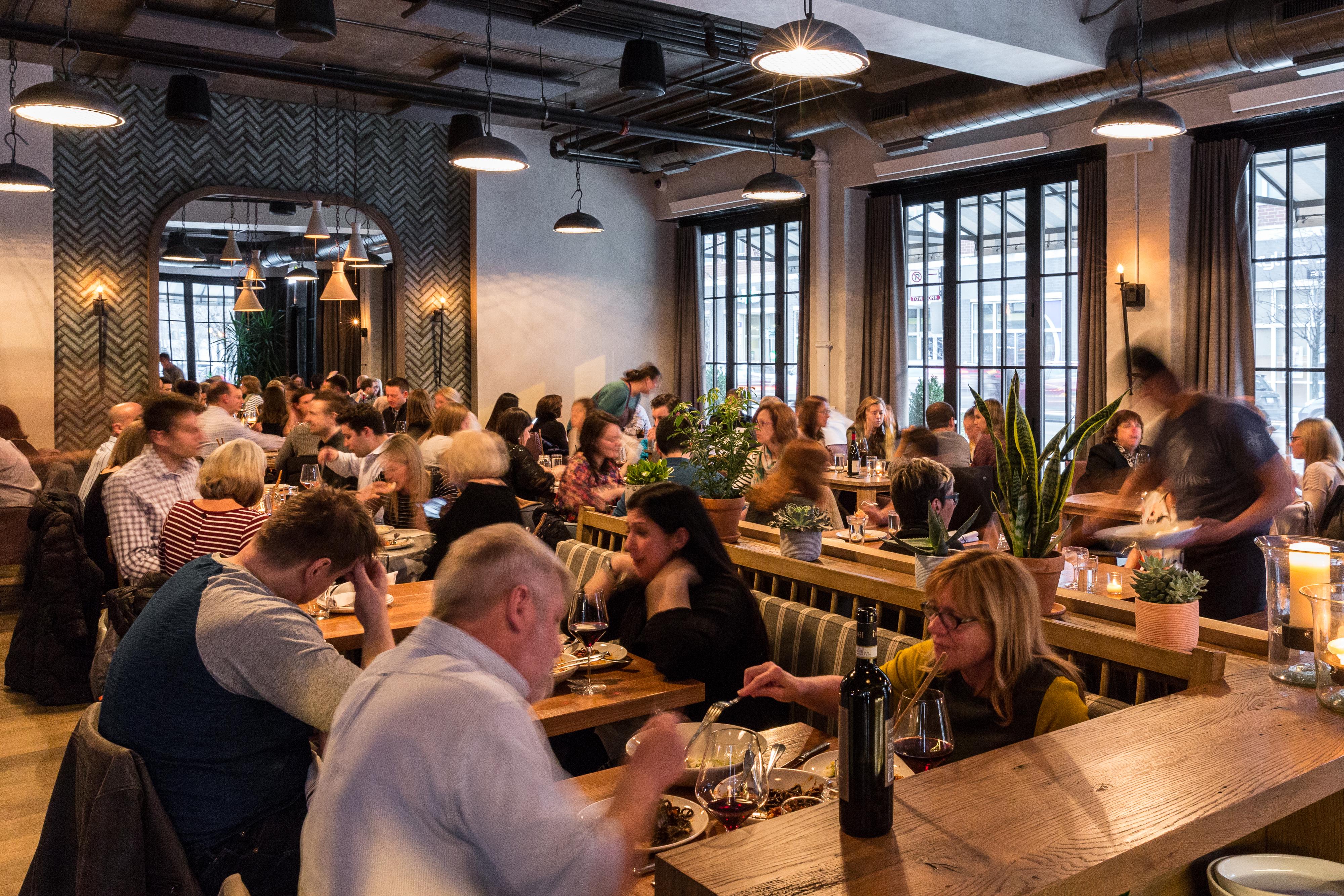 Best Restaurants In Chicago S West Loop Cnn Travel